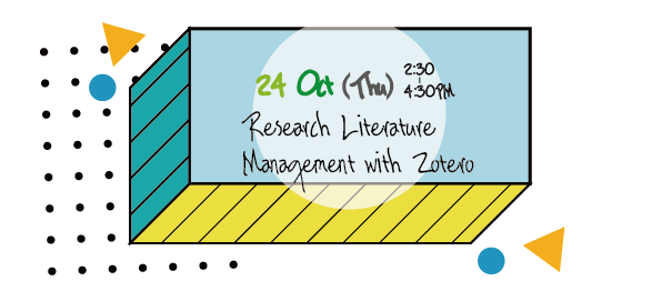 Research Literature Management with Zotero
