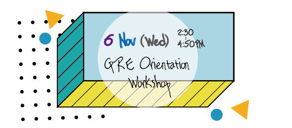GRE Orientation Workshop