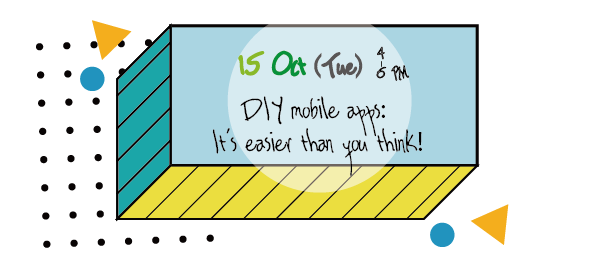 DIY mobile apps: It's easier than you think!