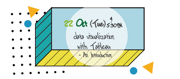 data visualization with Tableau - An Introduction